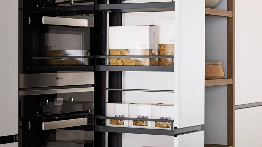 Kitchens Valcucine Forma Mentis Leiken