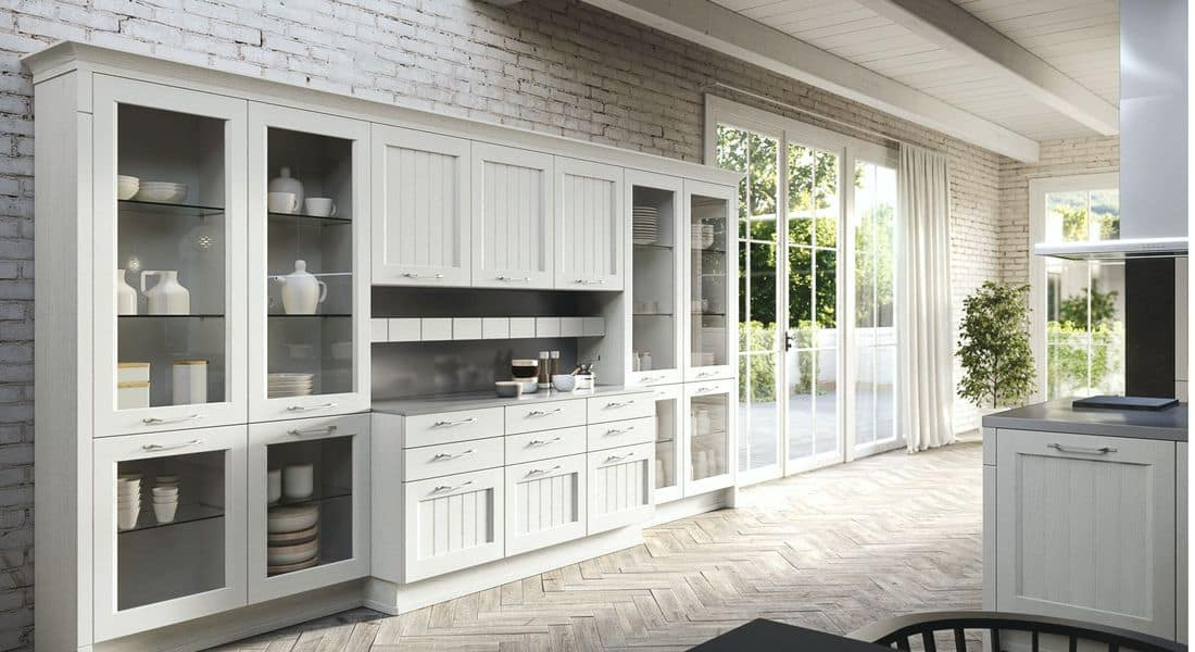 Kitchens Arrital Village Vintage Leiken